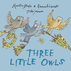 THREE LITTLE OWLS