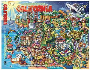 CALIFORNIA ILLUSTRATED