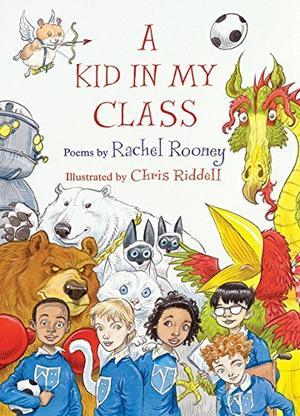 A KID IN MY CLASS