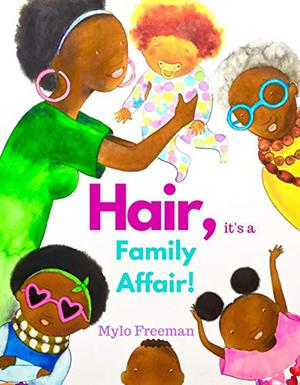 HAIR, IT'S A FAMILY AFFAIR