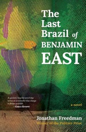 THE LAST BRAZIL of BENJAMIN EAST