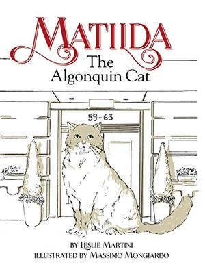 Matilda The Algonquin Cat