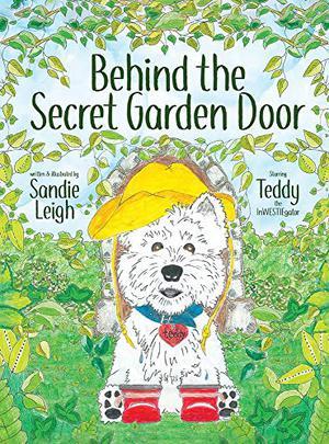 BEHIND THE SECRET GARDEN DOOR