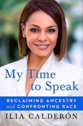 MY TIME TO SPEAK
