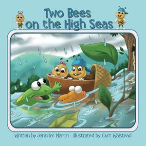 TWO BEES ON THE HIGH SEAS
