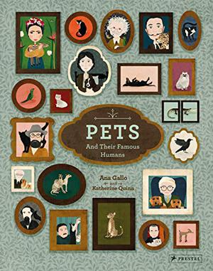 PETS AND THEIR FAMOUS HUMANS