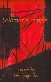 Cover art for SOLOMON'S TEMPLE