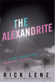 THE ALEXANDRITE Cover