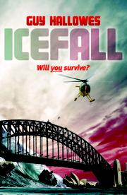 ICEFALL by Guy Hallowes