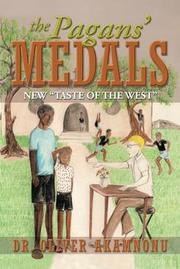 THE PAGANS' MEDALS by Oliver Akamnonu