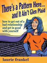 THERE'S A PATTERN HERE & IT AIN'T GLEN PLAID by Laurie Frankel