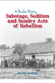 SABOTAGE, SEDITION AND SUNDRY ACTS OF REBELLION by David Aretha
