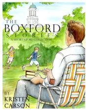 THE BOXFORD STORIES by Kristen Carson