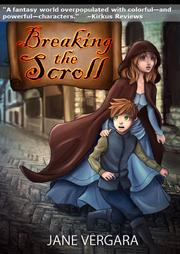 BREAKING THE SCROLL by Jane Vergara