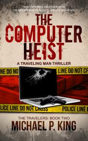 The Computer Heist Cover