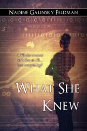 What She Knew by Nadine Galinsky Feldman