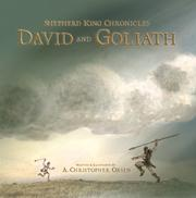 David and Goliath by A. Christopher Oxsen