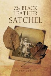 The Black Leather Satchel by Paula Czech