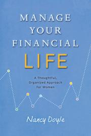 Manage Your Financial Life by Nancy Doyle