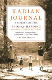 KADIAN JOURNAL by Thomas Harding