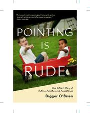 Pointing Is Rude by Digger O'Brien
