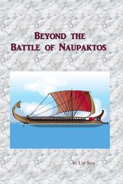 BEYOND THE BATTLE OF NAUPAKTOS by Lin Sten