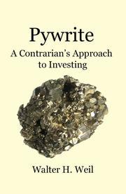 PYWRITE by Walter H.  Weil