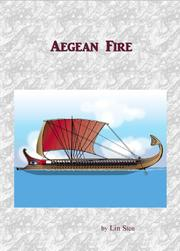 AEGEAN FIRE by Lin Sten