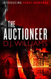 THE AUCTIONEER by D.J.  Williams