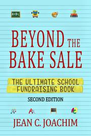 BEYOND THE BAKE SALE by Jean C. Joachim