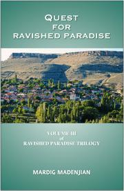 QUEST FOR RAVISHED PARADISE by Mardig Madenjian