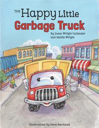 THE HAPPY LITTLE GARBAGE TRUCK