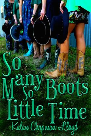 So Many Boots, So Little Time