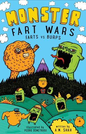 MONSTER FART WARS
