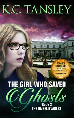 THE GIRL WHO SAVED GHOSTS