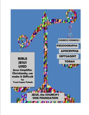 BIBLE JESUS USED