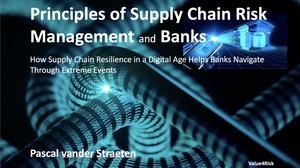 SUPPLY CHAIN RISK MANAGEMENT AND BANKS