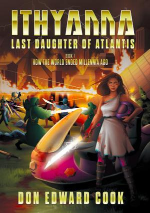 ITHYANNA: LAST DAUGHTER OF ATLANTIS